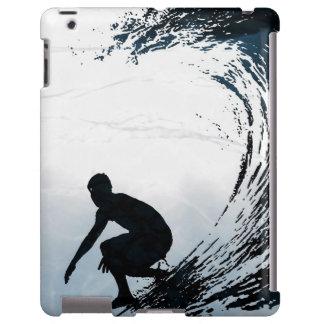 Big Wave Surfer iPad Case