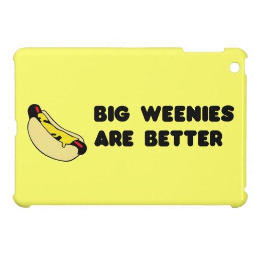 Big Weenies iPad Mini Hard Case iPad Mini Case