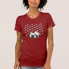 Big Westie, Little Westies T-Shirt