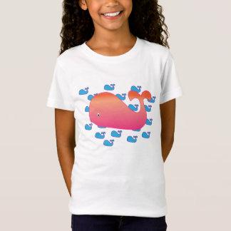 Big Whale, Little Whales T-Shirt