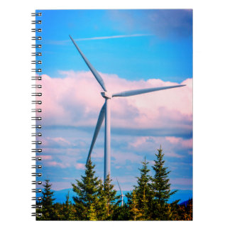 Big Wind Turbine Notebooks