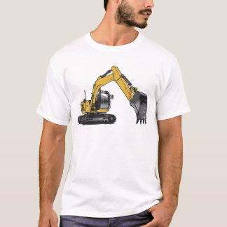 Big Yellow Excavator T-Shirt