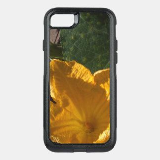 BIG YELLOW PUMPKIN FLOWER OtterBox COMMUTER iPhone 8/7 CASE