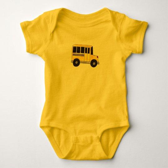 Big Yellow School Bus Education Teacher Bus Driver