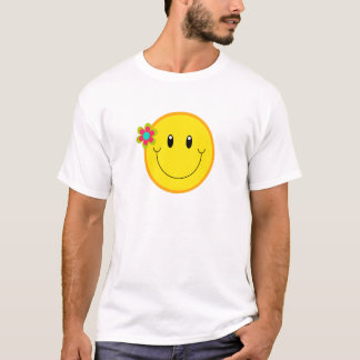 Big Yellow Smiley Face T-Shirt