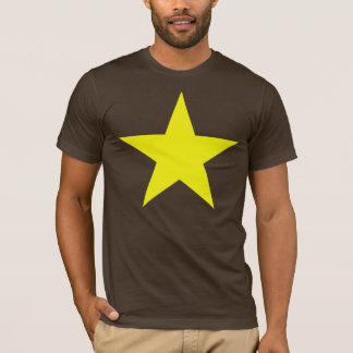 Big Yellow Star T-Shirt