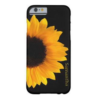 Big Yellow Sunflower iphone 6 Case