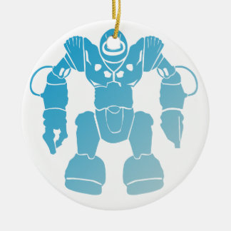 BigBot Robot Christmas Ornament