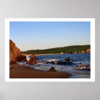 Bigbury On Sea Beach Coast Prints