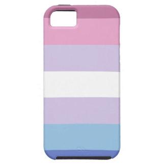bigender pride flag case for the iPhone 5