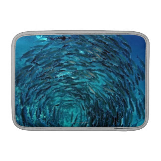 Bigeye trevally (Caranx sexfasciatus), swimming Sleeve For MacBook Air