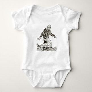 Bigfoot Baby Bodysuit