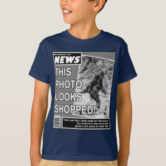 Bigfoot Bamboozlement Shirts