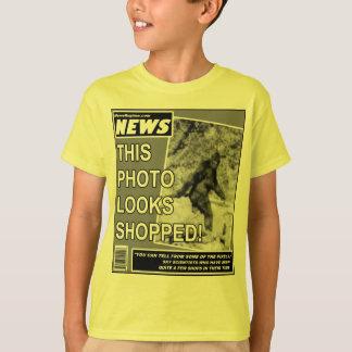 Bigfoot Bamboozlement T-shirt