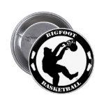Bigfoot Basketball Badge