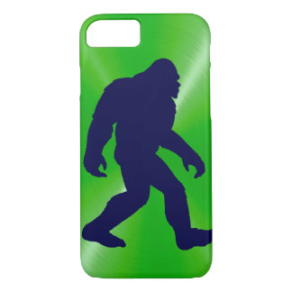 Bigfoot Cell Phone Case Lime Green