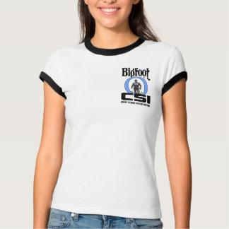 Bigfoot CSI Badge T-Shirt