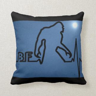 Bigfoot Cushion