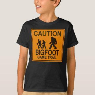 Bigfoot Game Trail T-Shirt