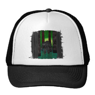 Bigfoot Mesh Hats