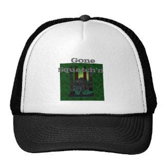bigfoot trucker hats
