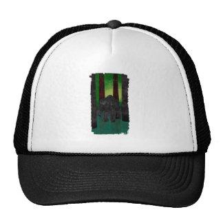 bigfoot trucker hat