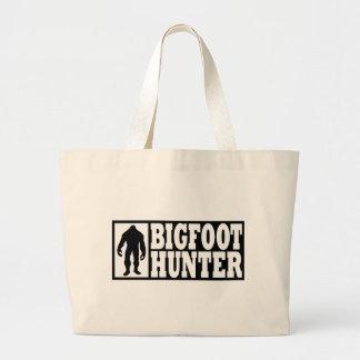 Bigfoot Hunter - Finding Bigfoot Jumbo Tote Bag
