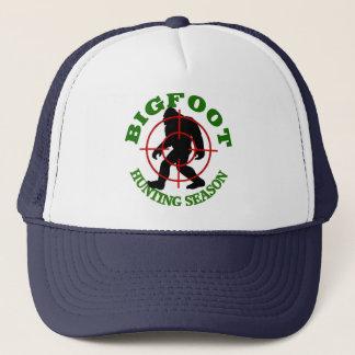 Bigfoot Hunting Season Trucker Hat