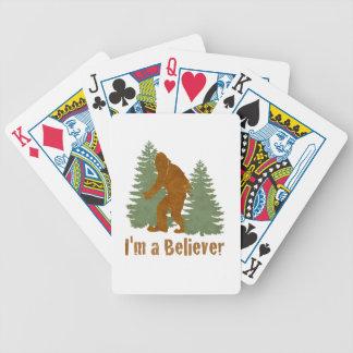 Bigfoot - I m a Believer Card Decks