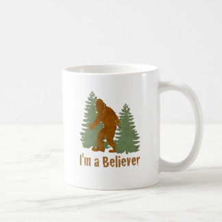 Bigfoot - I'm a Believer Coffee Mug