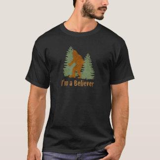 Bigfoot - I'm a Believer T-Shirt