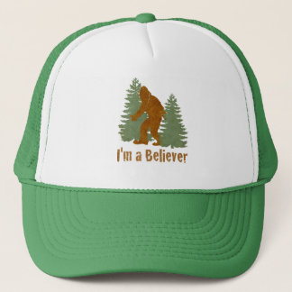 Bigfoot - I'm a Believer Trucker Hat