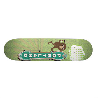 Bigfoot in P-town Skateboard
