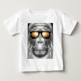 Bigfoot In Shades Baby T-Shirt