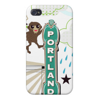 Bigfoot iPhone Case Cases For iPhone 4