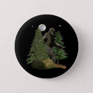 Bigfoot Items 6 Cm Round Badge