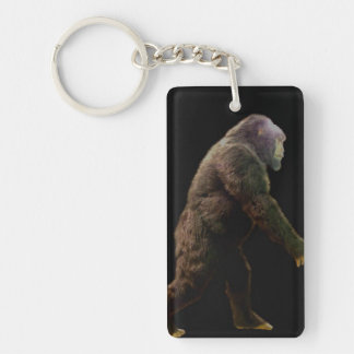 bigfoot key chain