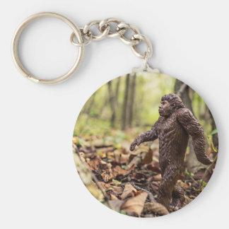 Bigfoot Key Chain   Sasquatch