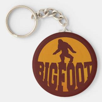 Bigfoot Key Ring