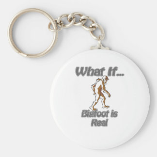 Bigfoot Key Ring