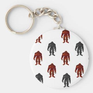 Bigfoot Keychains