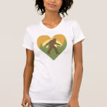 Bigfoot Love Shirts