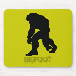 Bigfoot Mouse Mat