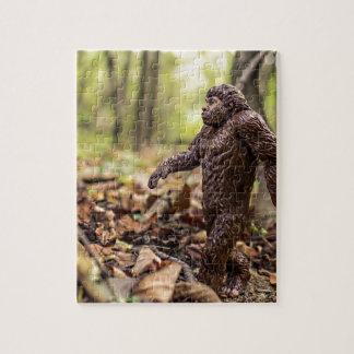 Bigfoot Puzzle | Sasquatch Game