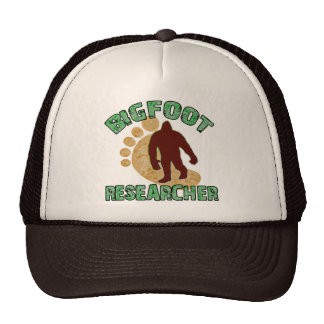 Bigfoot Researcher Cap