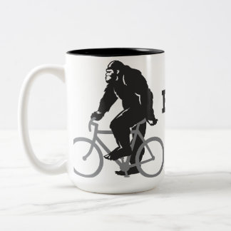 Bigfoot Rides Mug
