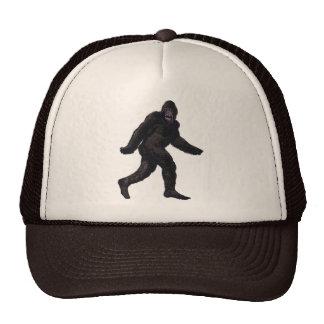 Bigfoot Sasquatch Yetti Cap