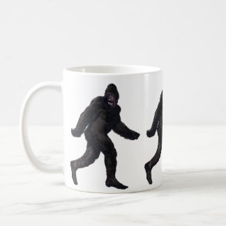 Bigfoot Sasquatch Yetti Coffee Mug