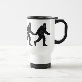Bigfoot Sasquatch Yetti Coffee Mug