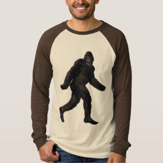 Bigfoot Sasquatch Yetti T-Shirt